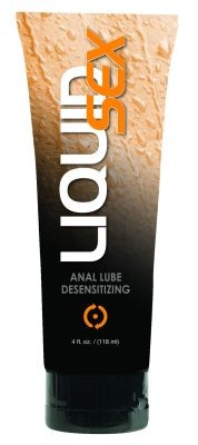 Liquid Sex Desensitizing Anal Lube - 4oz