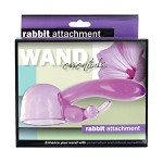 Rabbit Tip Wand Attachment - Boxed
