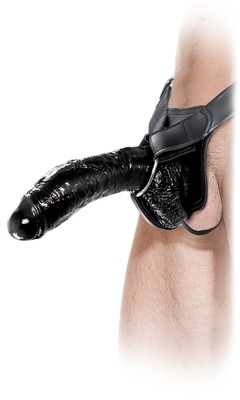 Fetish Fantasy Extreme Hollow Strap-On