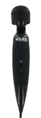 Wand Essentials MyBody Massager with Attachment - Black