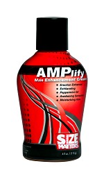AMPlify Male Enhancement Cream 4 oz.