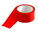 Frisky 30 Foot Bondage Tape (Red)