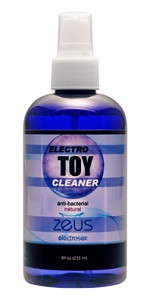 Zeus Electro Anti-Bacterial Toy Cleaner - 8oz