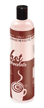 Hot Chocolate Warming Massage Oil