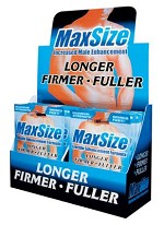 Max Size- Erectile Enhancement (2 Tablet Pack)
