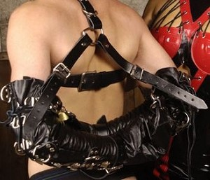 Strict Leather Deluxe Arm Binder Restraint